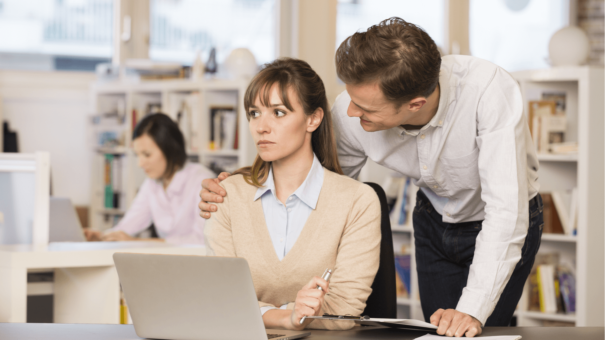 10 Steps To Take If You've Been A Victim of Workplace Sexual Harassment